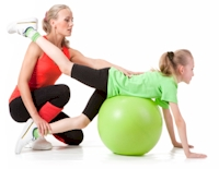 children and pilates